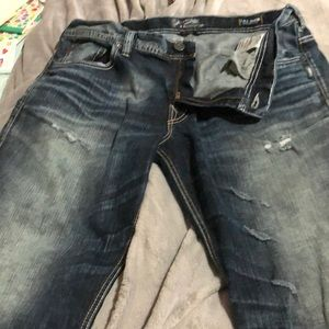 Silver Jeans Gordie 38x30